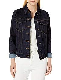 Calvin Klein Jeans 女士铆钉机车夹克