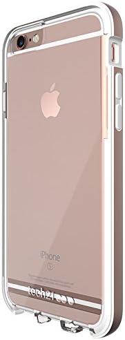 tech21 Evo Elite防摔保护壳手机套 适用于苹果iPhone 6 Plus/6s Plus 5.5英寸 玫瑰金
