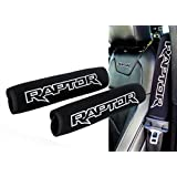 黑色氯丁橡胶*带盖配件 2x Seatbelt cover 黑色 SBC-01