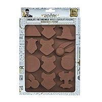 哈利波特 - 冰巧克力立方體模具 - 硅膠 - 官方 - 五角蛋白 Mixed Harry Potter A20E6CB19E
