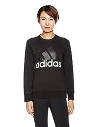 adidas 阿迪达斯 女式 运动型格 针织套头衫 ESS LIN SWEAT