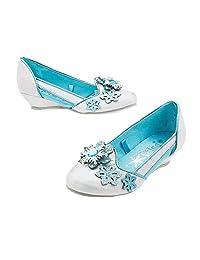 Disney Elsa 女士坡跟鞋