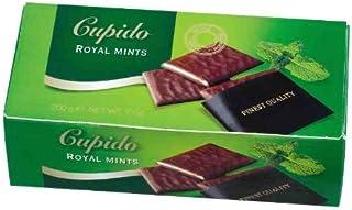 Cupido薄荷奶油巧克力200g 4包