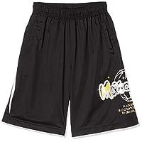 [匡威] 迷你篮球服 练习裤 带口袋 练习用 CB491805 [少年] 金银色 网眼材料 吸汗・速干 儿童