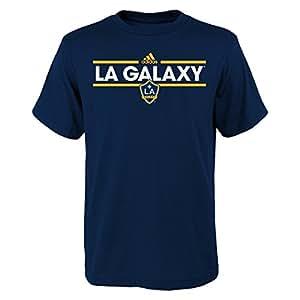 MLS Los Angeles Galaxy Boys -Dassler Short sleeve Tee 深海军蓝 Small (4)