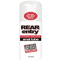 Doc Johnson Rear Entry Anal Lube