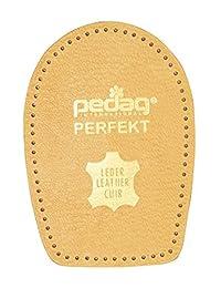 Pedag 13336 完美超柔软、防滑脚跟支撑垫,褐色皮革 Medium (W8-10 M5-7 EU 38-40) 2
