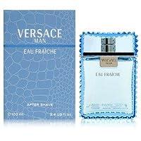[Versace] Versace Man Eau Fraiche 100 ml Aftershave Lotion (亚马逊海外卖家)