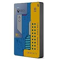 Seagate 希捷 Xbox 游戏驱动器STEA2000428  CyberPunk 2077 Special Edition 2TB