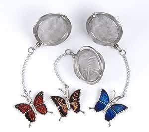 带显示屏的蝴蝶茶注入器