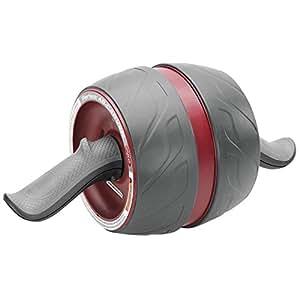 Perfect Fitness AB 腹肌塑型辅助滚筒 – 黑色,均码