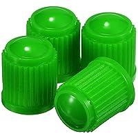 UA Crafts 25 个装轮胎阀防尘罩 - 塑料轮胎盖,适用于自行车、汽车、卡车、摩托车和自行车