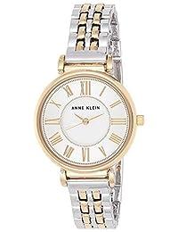 Anne Klein 女士双色手链手表