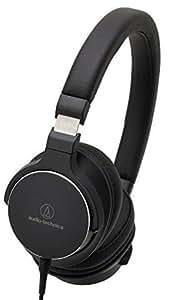 Audio Technica 铁三角 蓝牙耳机 ( ath-sr5btbk )