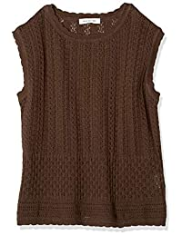 NATURAL BEAUTY BASIC 毛衣 镂空花纹针织套装 女款