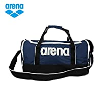 Arena阿瑞娜游泳包 收纳包游泳运动包旅行包干湿分离泳包 (深蓝)