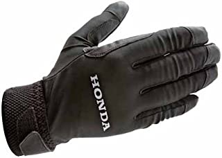 Honda Honda 机械手套 0SYTG-Y6H- M 黑色 0SYTG-Y6H-KM
