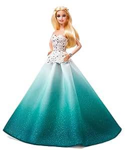 Barbie 2016假日娃娃