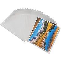 MyLifeUNIT 塑封袋,5 mil 塑封纸 9 英寸 x 11.5 英寸(约 22.9 x 29.2 厘米),适用于信件尺寸 透明的