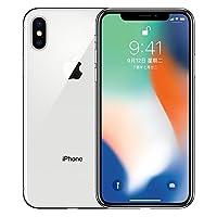 Apple iPhone X 全网通 移动联通电信4G 热销中 (银色, 64G)
