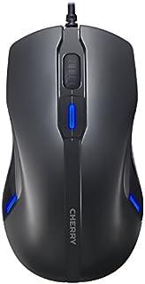 CHERRY MC 4000 5 键式 USB 光电鼠标 - 黑色