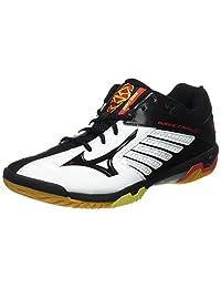 [Mizuno]羽毛球鞋Wavelightning RX2 [男女通用] 71GA1705