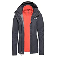 THE NORTH FACE 女式 W Evolve Ii Triclimate 夹克