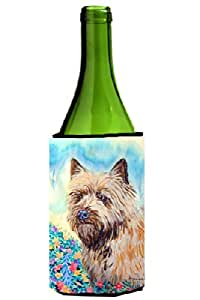 Caroline's Treasures 7238-Parent Cairn Terrier *饮料隔热器适用于苗条罐 7238MUK,多色 多种颜色 750 ml 7238LITERK