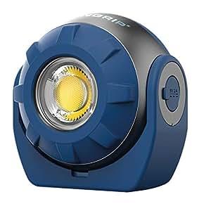 Scanprip SCANGRIP SOUND LED S 带内置扬声器的电池工作前照灯,03.5900