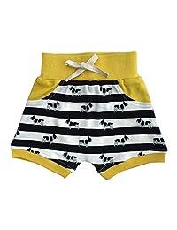 猫 & dogma 有机认证婴儿服装–哈伦裤
