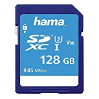 Hama Class 10 SDHC 16GB Speicherkarte 8500114950 128GB