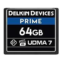 Delkin 64GB 紧凑闪存卡 1050x [DDCFB105064G]