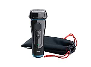 Braun 系列 5 5040 男式电动箔剃须刀 干湿两用 充电式无线剃须刀