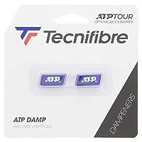 Tecnifibre ATP 蒸汽振动警报器 适用于成人,男女皆宜,*蓝,2 件