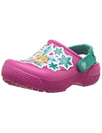 crocs ' FUN 实验室冰雪奇缘儿童洞洞鞋