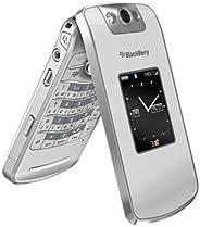 BlackBerry Pearl Flip 8230 Replica Dummy Phone / Toy Phone (Silver)