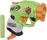 NERF Microshots Zombie Strike Doublestrike 玩具枪