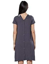 快乐妈妈。 女式 Labor Delivery Hospital Gown 哺乳孕妇。 434p