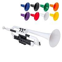 pTrumpet Plastic Trumpet 白色
