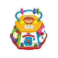 【海外购】面包超人 多功能玩具屋益智六面屋七面屋宝宝玩具18种玩法
