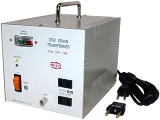 日章工业 变形金刚SDX系列(电压下)220・240V→100V1500W SDX-1500
