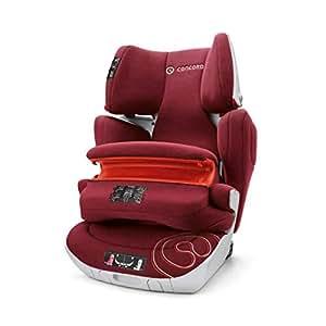 (跨境自营)(包税) 德国CONCORD儿童安全座椅Transformer变形金刚-XT PRO 番茄红