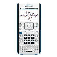 Texas Instruments 德州儀器 TI-Nspire CX II 彩色圖形計算器 帶學生軟件(PC/Mac)