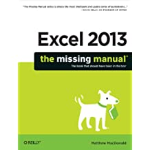 Excel 2013: The Missing Manual (English Edition)