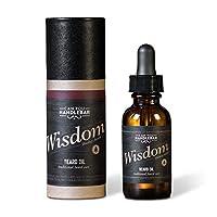 Can You Handlebar Wisdom Premium Beard Oil Bottle: Woodsy