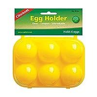 Coghlan's 812A Hiker Egg Carrier 黄 6-Eggs