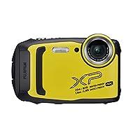 Fujifilm 富士 FinePix XP140 户外相机16613354  黄色
