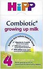 HiPP喜宝成长牛奶 适合两岁大儿童 600克(4包)