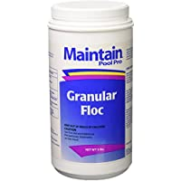 Maintain Pool Pro Granular Floc 1-包每包 1 条 白色 2405M
