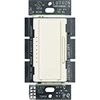 Lutron MACL-153M-BI Maestro 150-Watt Multi-Location CFL/LED Digital Dimmer 需配变压器
